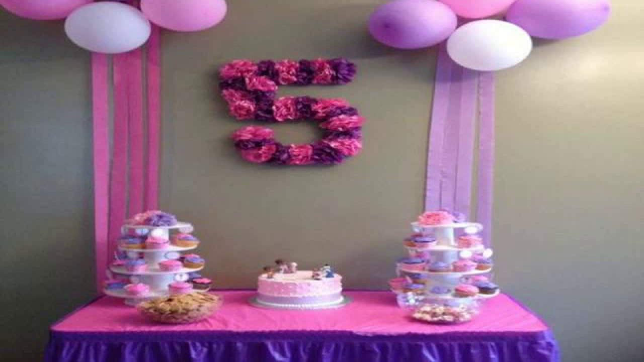 Birthday Decorations Ideas At Home  home decorating ideas bd 1st birthday decoration ideas