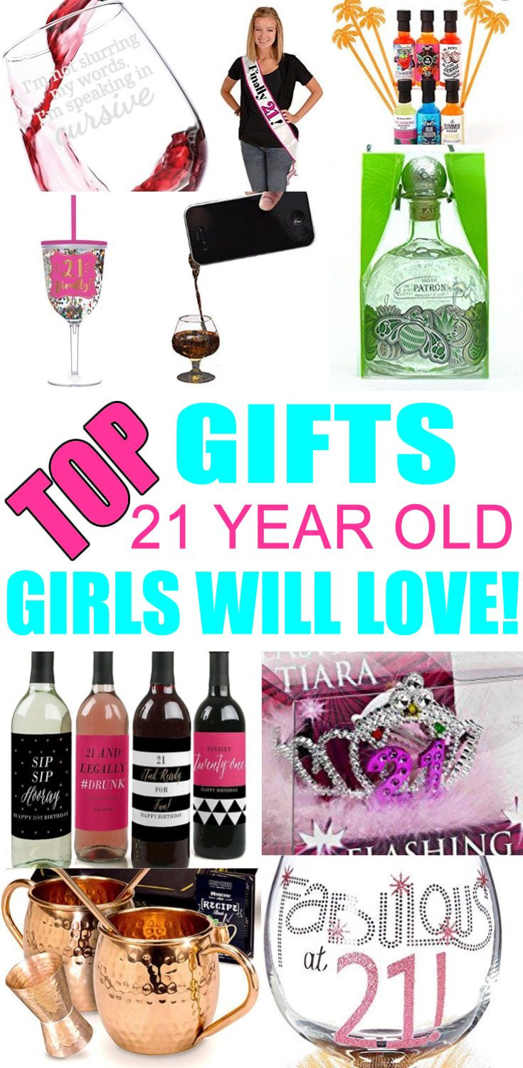 Birthday Gift Ideas For Daughter Turning 21  25 unique 21st birthday basket for girls ideas on