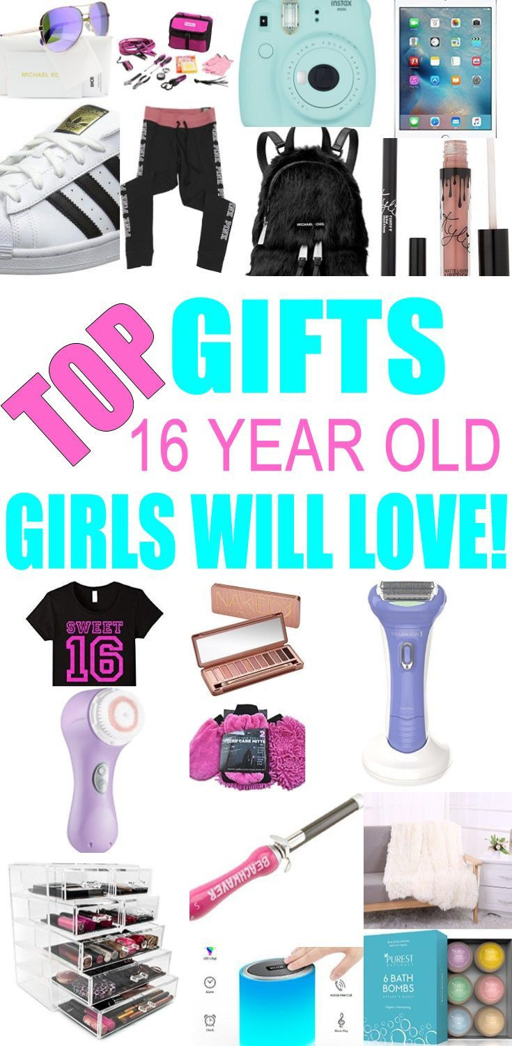 Birthday Gifts For A 16 Year Girl  12 best Christmas ts for 16 year old girls images on
