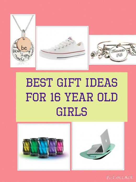 Birthday Gifts For A 16 Year Girl  Best Gifts for 16 Year Old Girls Christmas and Birthday