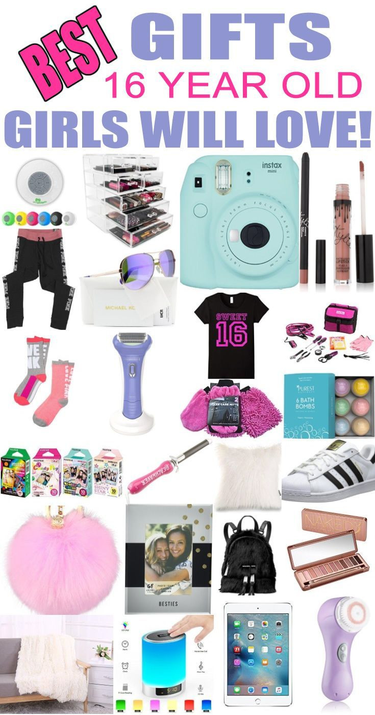 Birthday Gifts For A 16 Year Girl  Gifts 16 Year Old Girls Best t ideas and suggestions