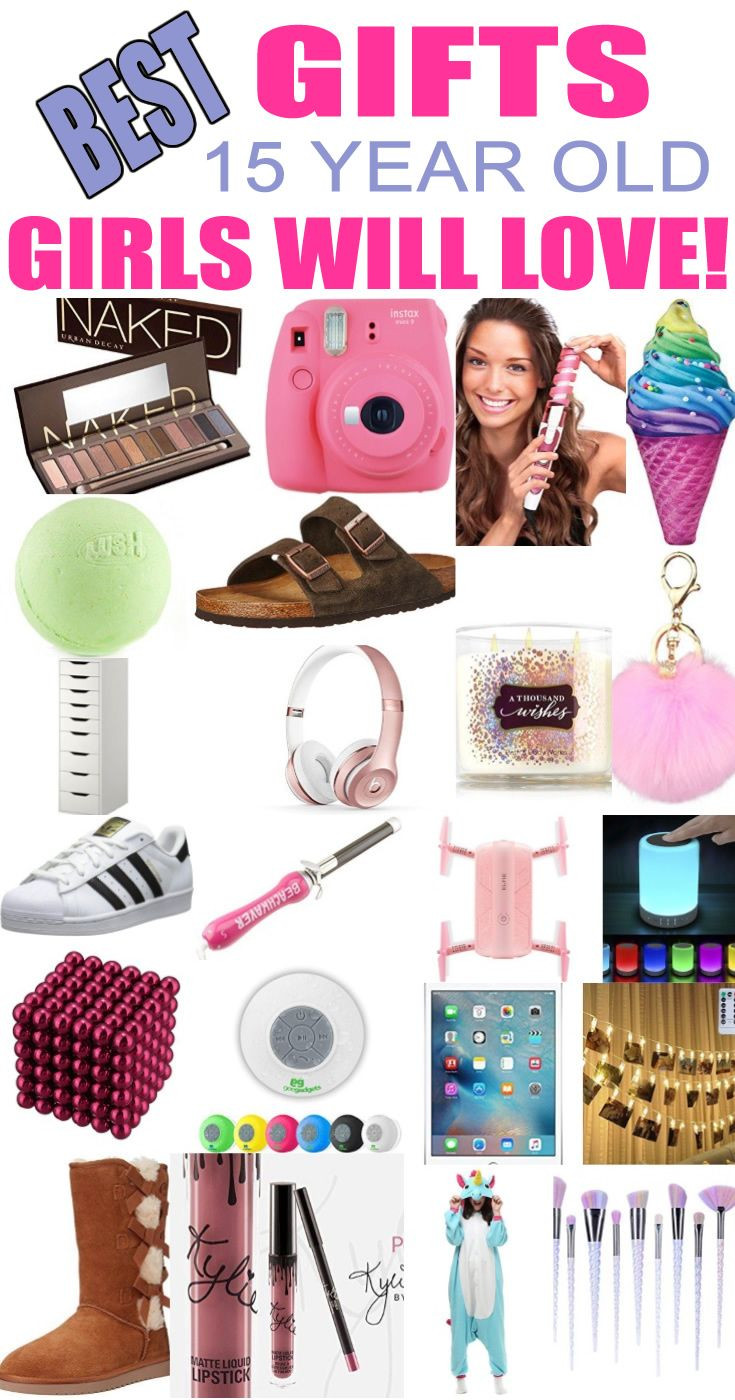 Birthday Gifts For A 16 Year Girl  Best Gifts for 15 Year Old Girls Gift Guides