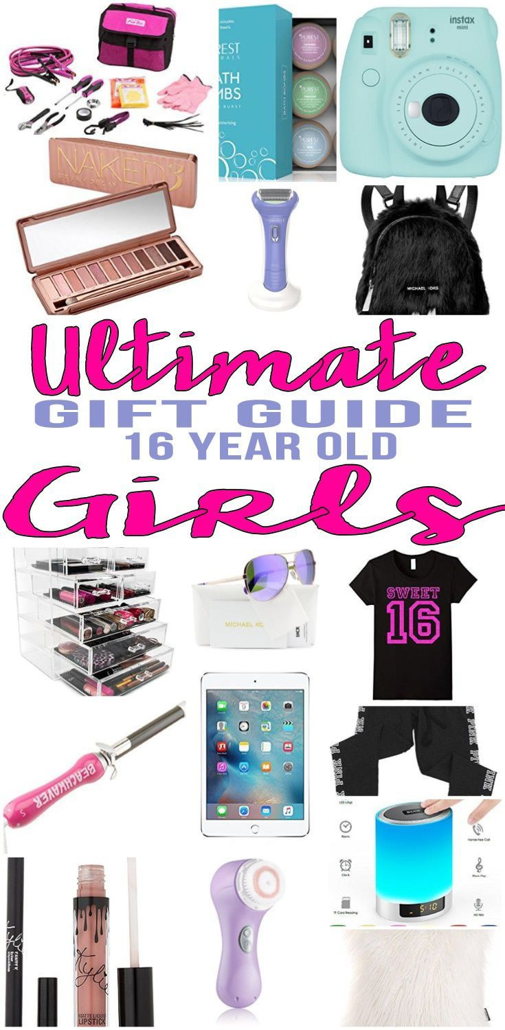 Birthday Gifts For A 16 Year Girl  Best Gifts 16 Year Old Girls Will Love Gift ideas