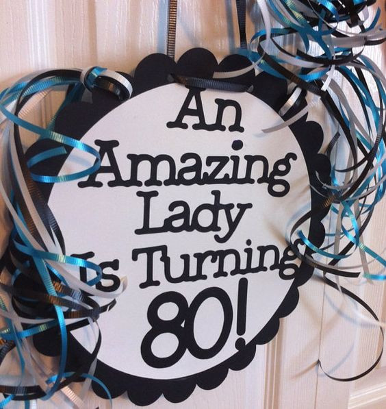 Birthday Party Ideas For 80 Year Old Woman  18 80th Birthday Party Ideas To Have Fun Shelterness