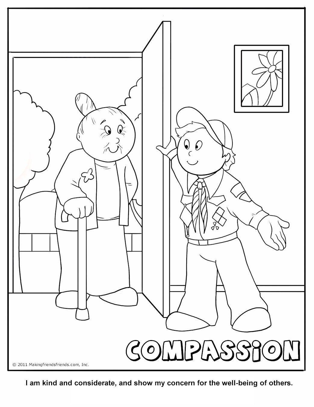 The 30 Best Ideas for Boy Scout Coloring Pages - Home ...