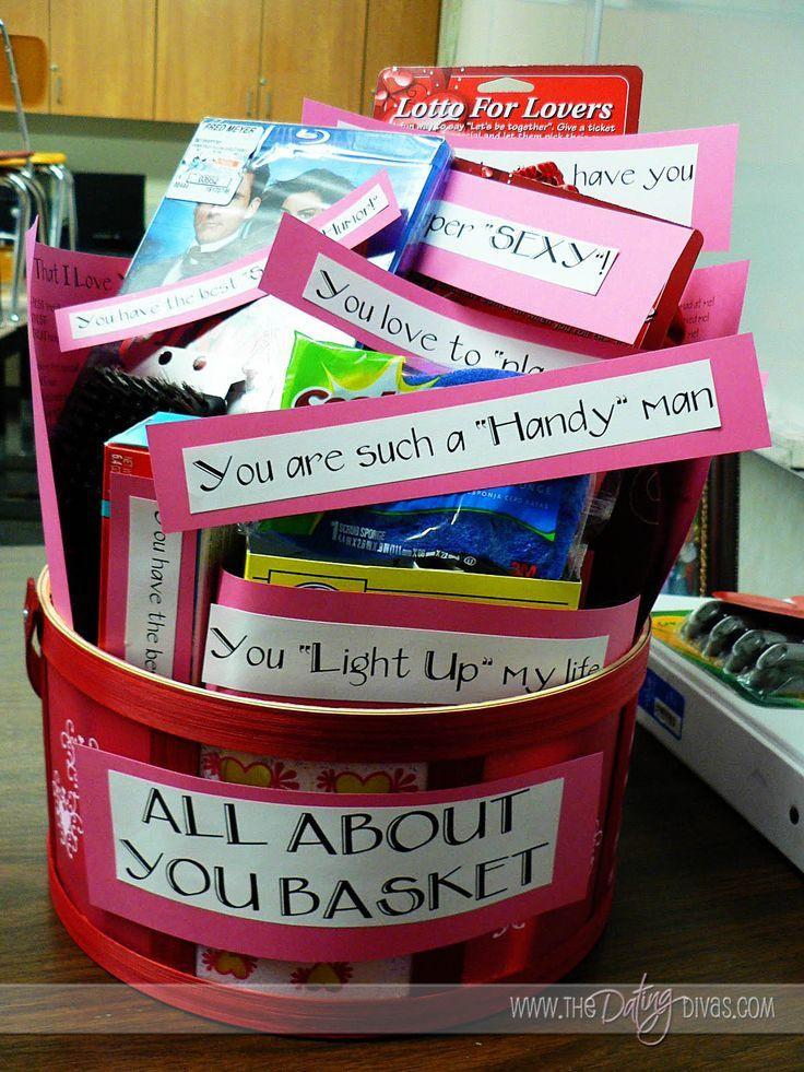 Boyfriend Gift Ideas Pinterest  1000 Cute Ideas For Boyfriend on Pinterest