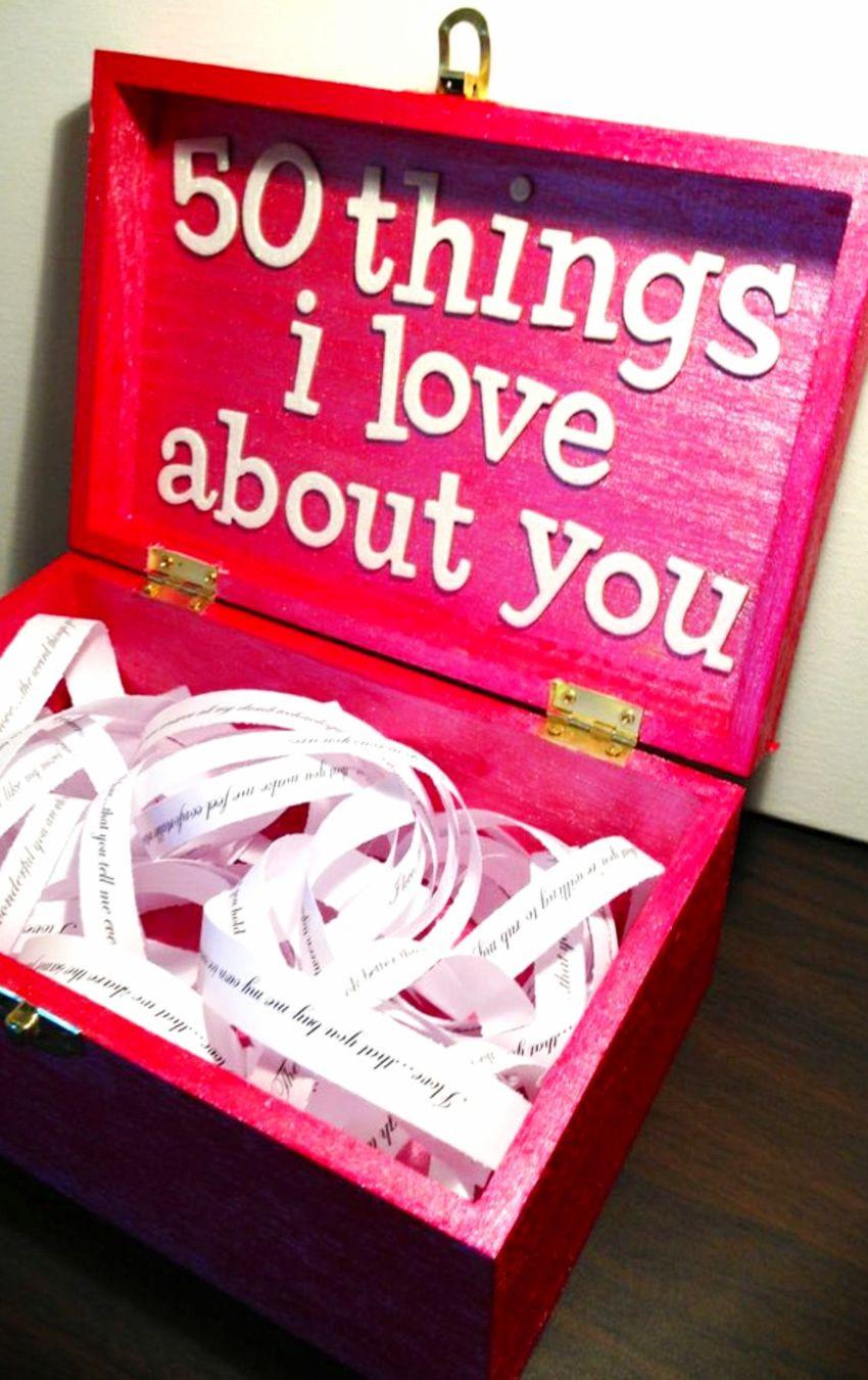 Boyfriend Valentine Gift Ideas  26 Homemade Valentine Gift Ideas For Him DIY Gifts He