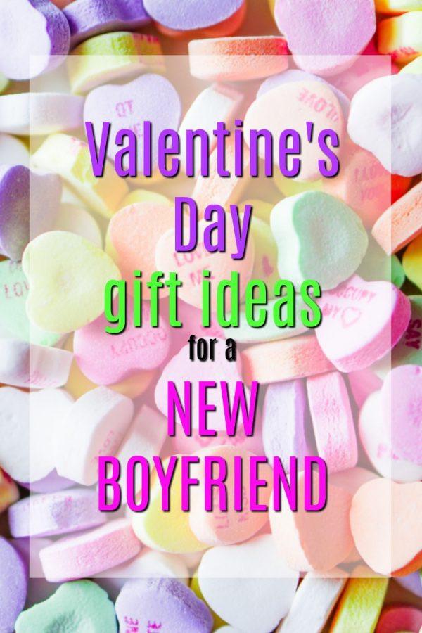 Boyfriend Valentine Gift Ideas  20 Valentine's Day Gift Ideas for a New Boyfriend Unique