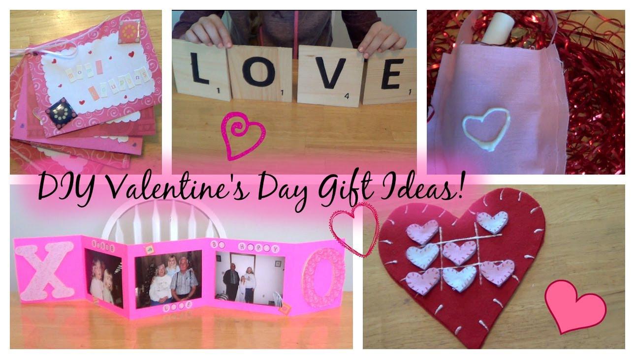 Boyfriend Valentine Gift Ideas  Perfect Last Minute DIY Gifts for Valentine s Day