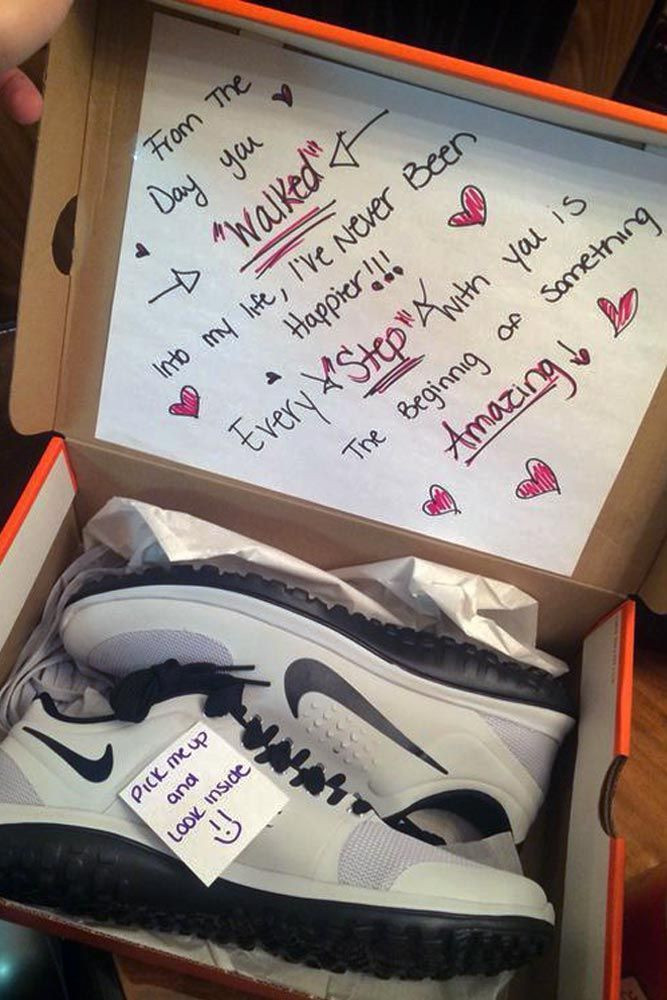 Boyfriend Valentine Gift Ideas  Best 25 Valentines ideas for him ideas on Pinterest