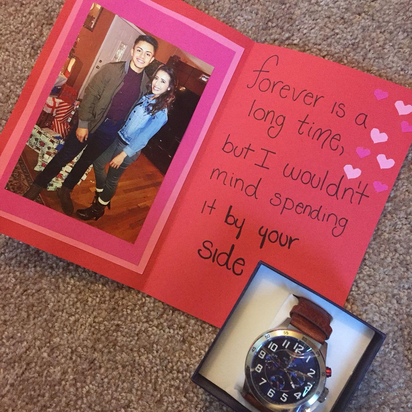 Boyfriend Valentine Gift Ideas  Pin by Desiree Sena on Valentines Day Gifts For Him