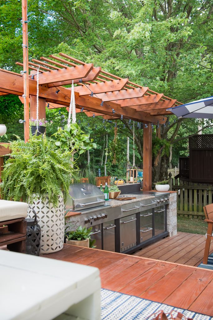Build An Outdoor Kitchen  AMAZING OUTDOOR KITCHEN YOU WANT TO SEE