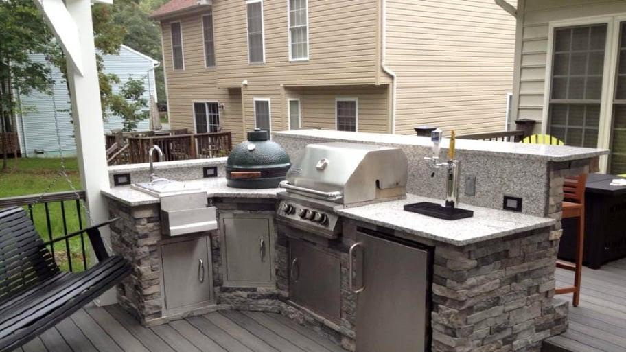 Build An Outdoor Kitchen  DIY Outdoor Kitchen Is This a Project for You