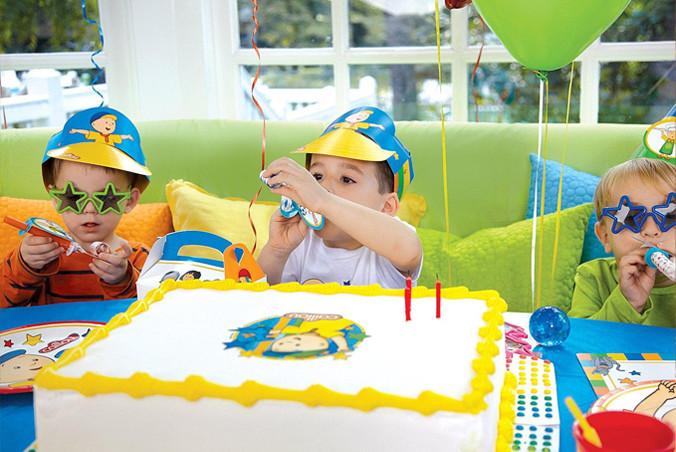 Caillou Birthday Decorations  Top Picks AdventureBirthday Parties
