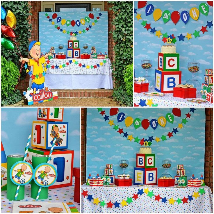 Caillou Birthday Decorations  17 Best ideas about Caillou on Pinterest