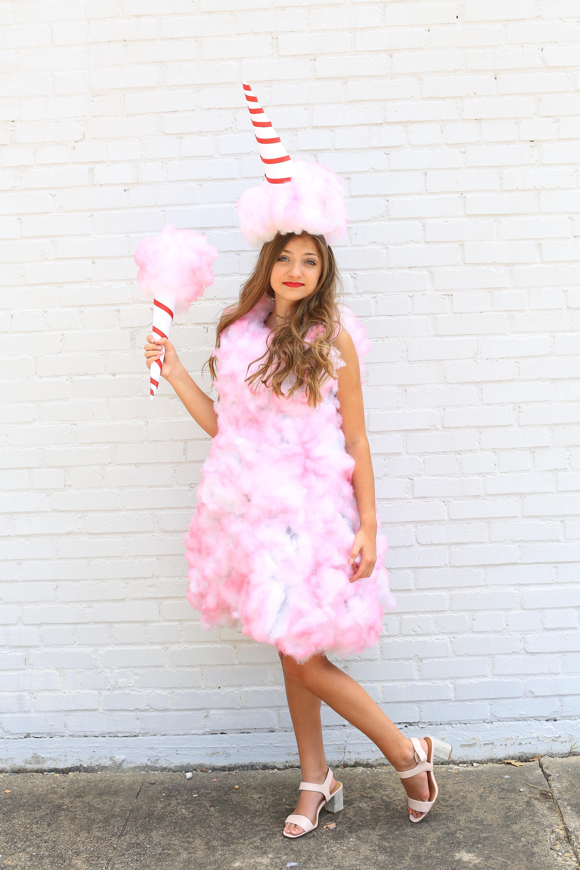Candy Costumes DIY  10 DIY Food Halloween Costumes Kamri Noel