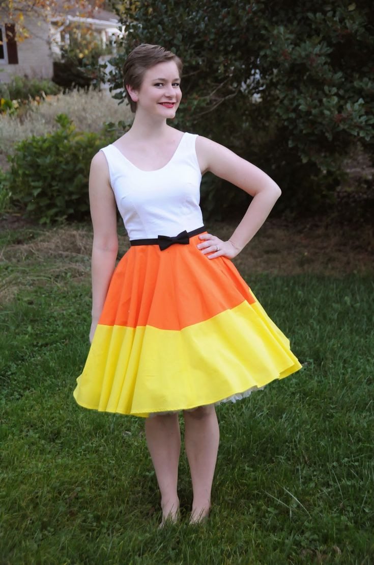 Candy Costumes DIY  1000 ideas about Candy Corn Costume on Pinterest