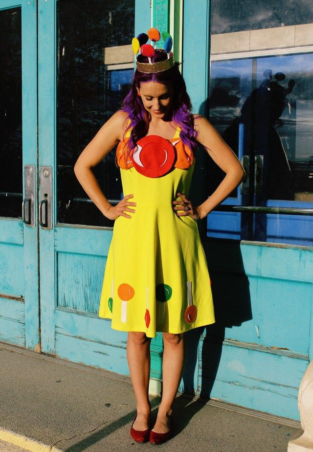 Candy Costumes DIY  1085 best images about Costumes on Pinterest