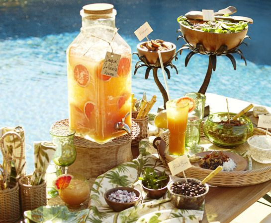 Caribbean Themed Backyard Party Ideas  155 best CARIBBEAN PARTY IDEAS AND DECORATIONS images on