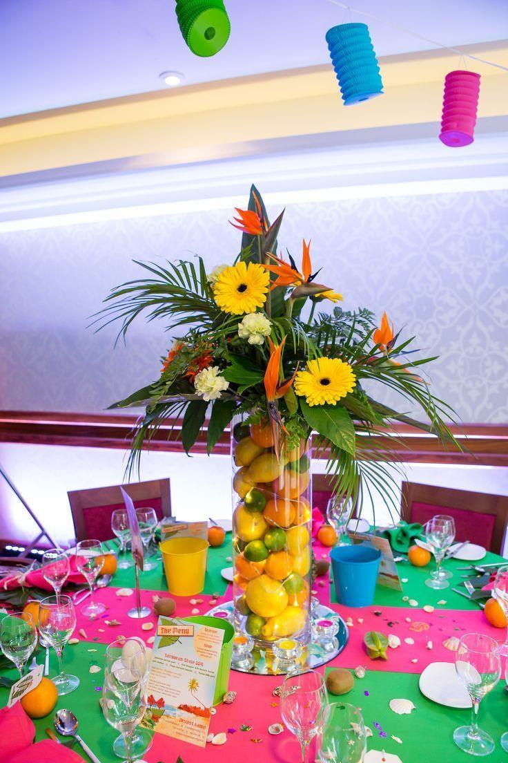 Caribbean Themed Backyard Party Ideas  caribbean theme decorations