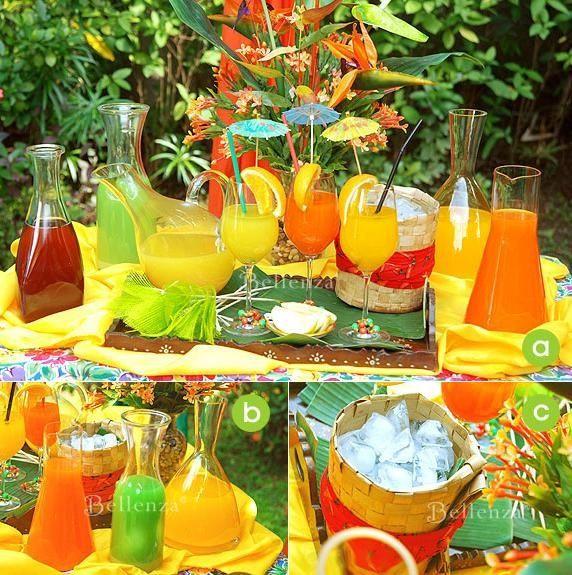 Caribbean Themed Backyard Party Ideas  pinterest caribbean party