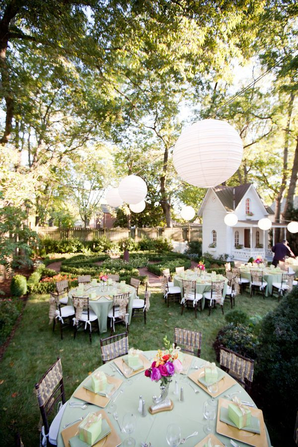 Catering Ideas For Backyard Party  Best 25 Elegant backyard wedding ideas on Pinterest