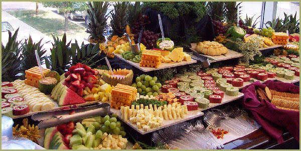 Catering Ideas For Backyard Party  Catering Advice for Outdoor Parties and Events