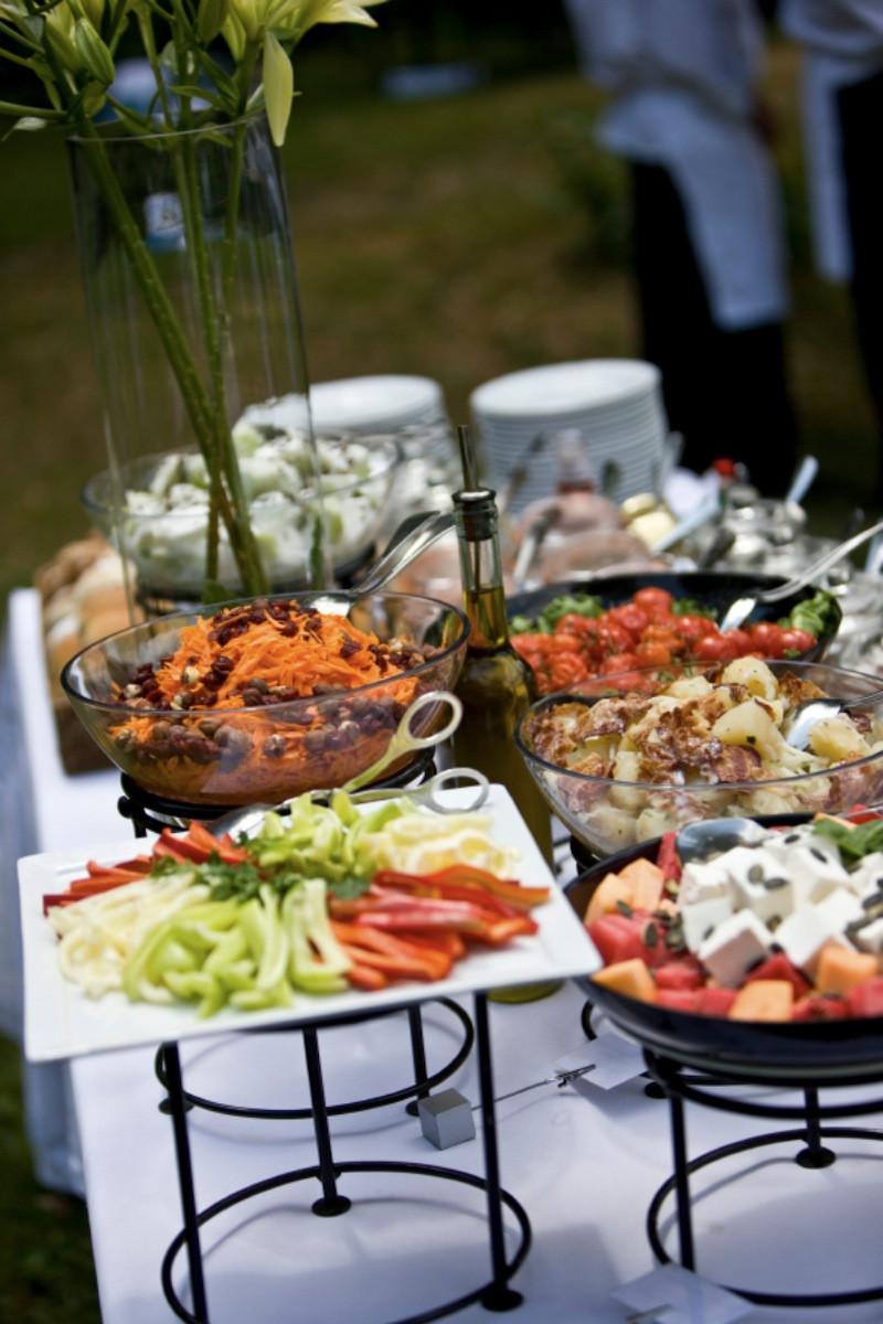 Catering Ideas For Backyard Party  Ocean City Yacht Club Weddings