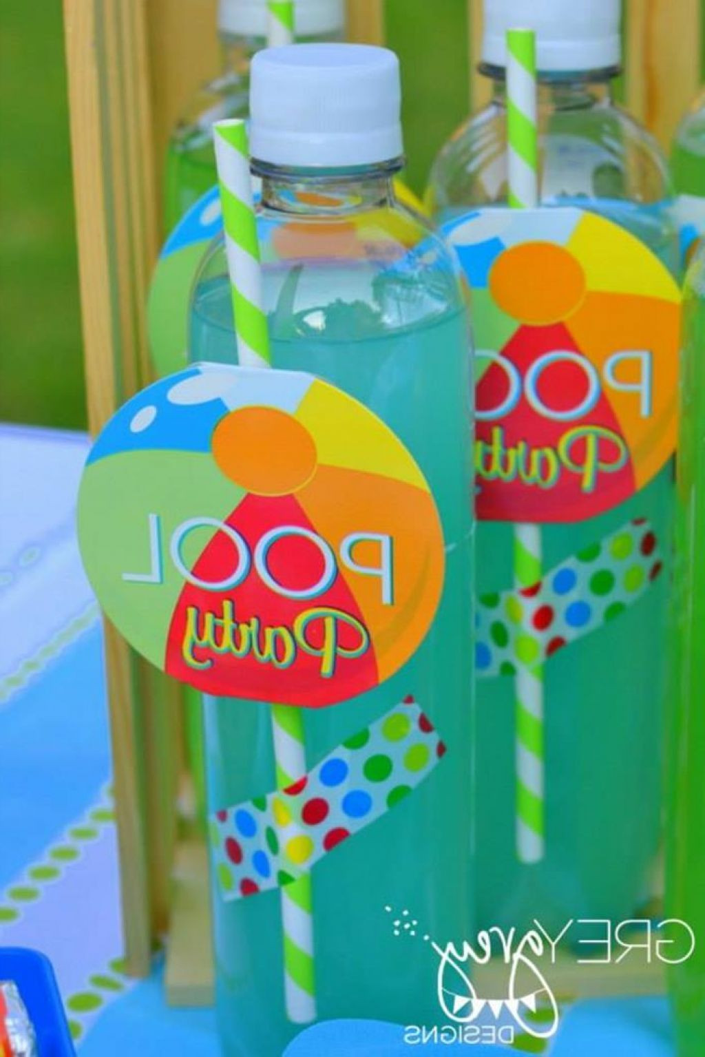Cheap Pool Party Ideas  Beautiful Pool Party Decorations Ideas cheap pool party