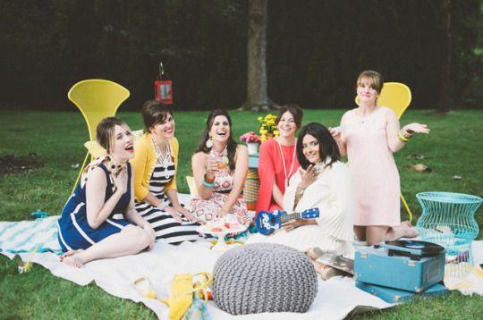 Chill Bachelorette Party Ideas  17 Best ideas about Backyard Picnic on Pinterest