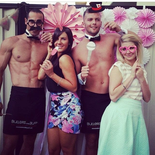 Chill Bachelorette Party Ideas  Bachelorette Party Ideas Charleston Butlers in the Buff