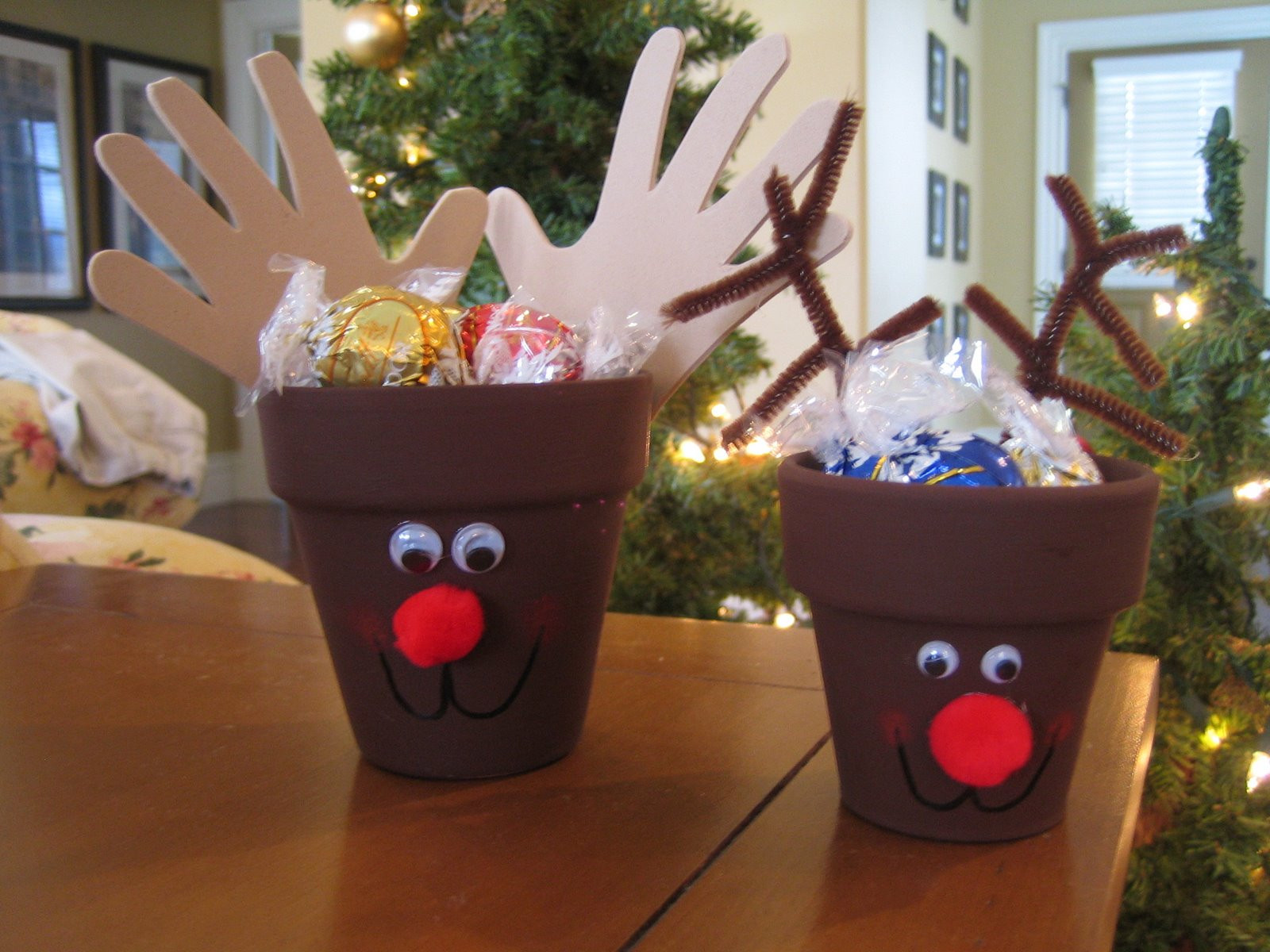 Christmas Craft Ideas For Kids  Christmas Crafts for kids
