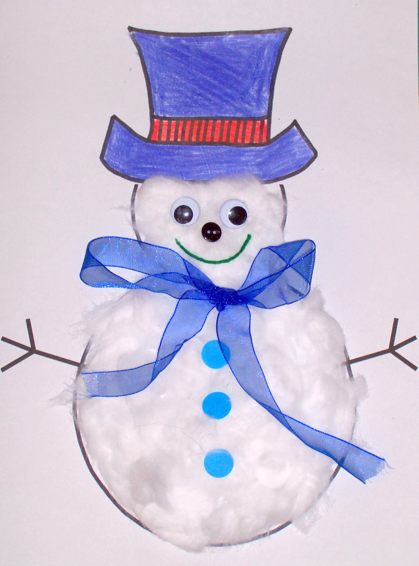 Christmas Craft Ideas For Kids  15 Fun and Easy Christmas Craft Ideas for Kids – Miss Lassy