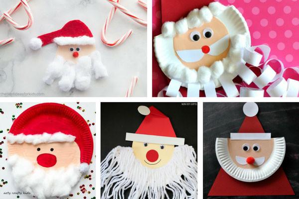Christmas Craft Ideas For Kids  50 Christmas Crafts for Kids The Best Ideas for Kids