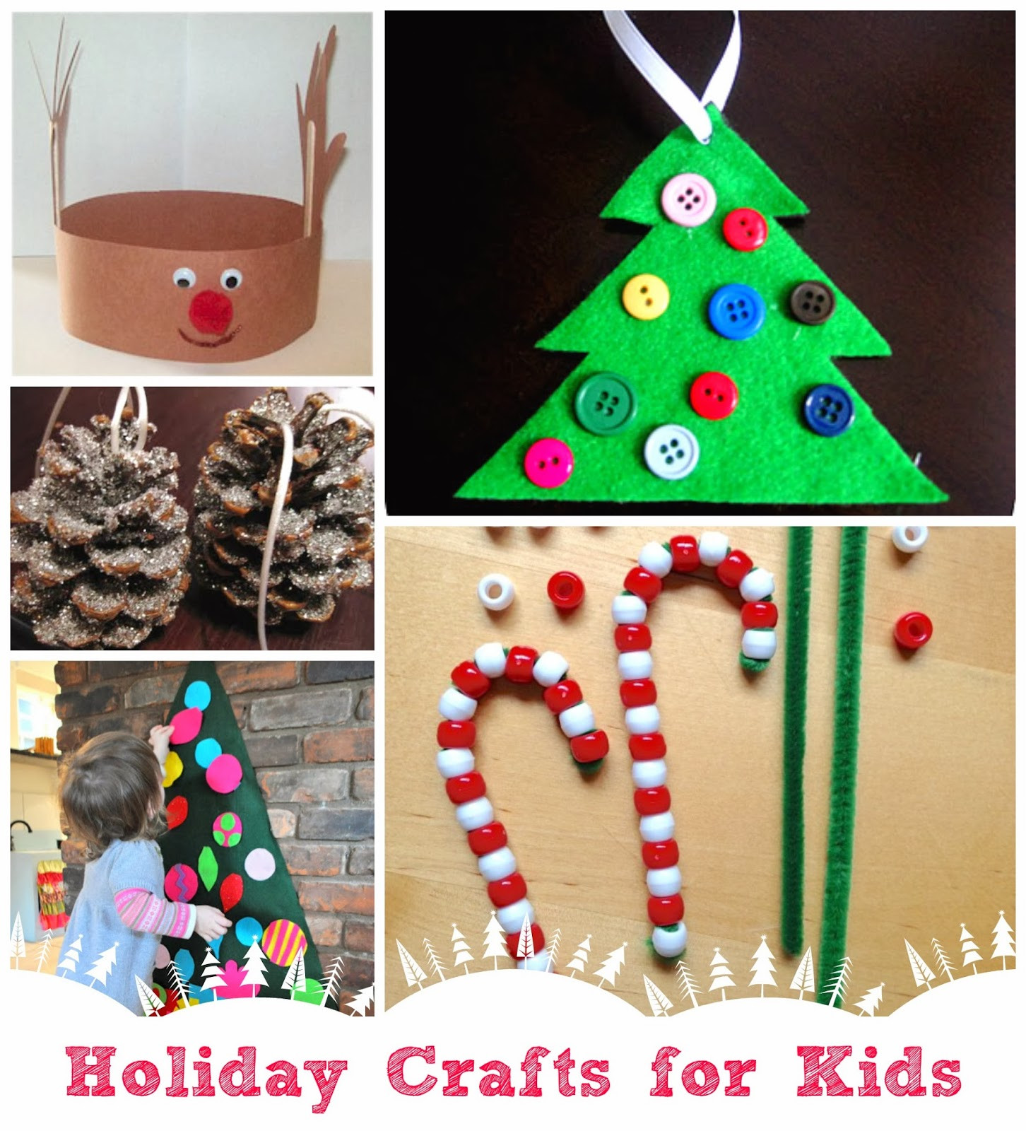 Christmas Craft Ideas For Kids  Parent Talk Matters Blog Holiday Craft Ideas for Kids