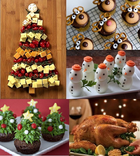 Christmas Dinner Party Menu Ideas  MOUTH WATERING CHRISTMAS DINNER IDEAS Godfather Style