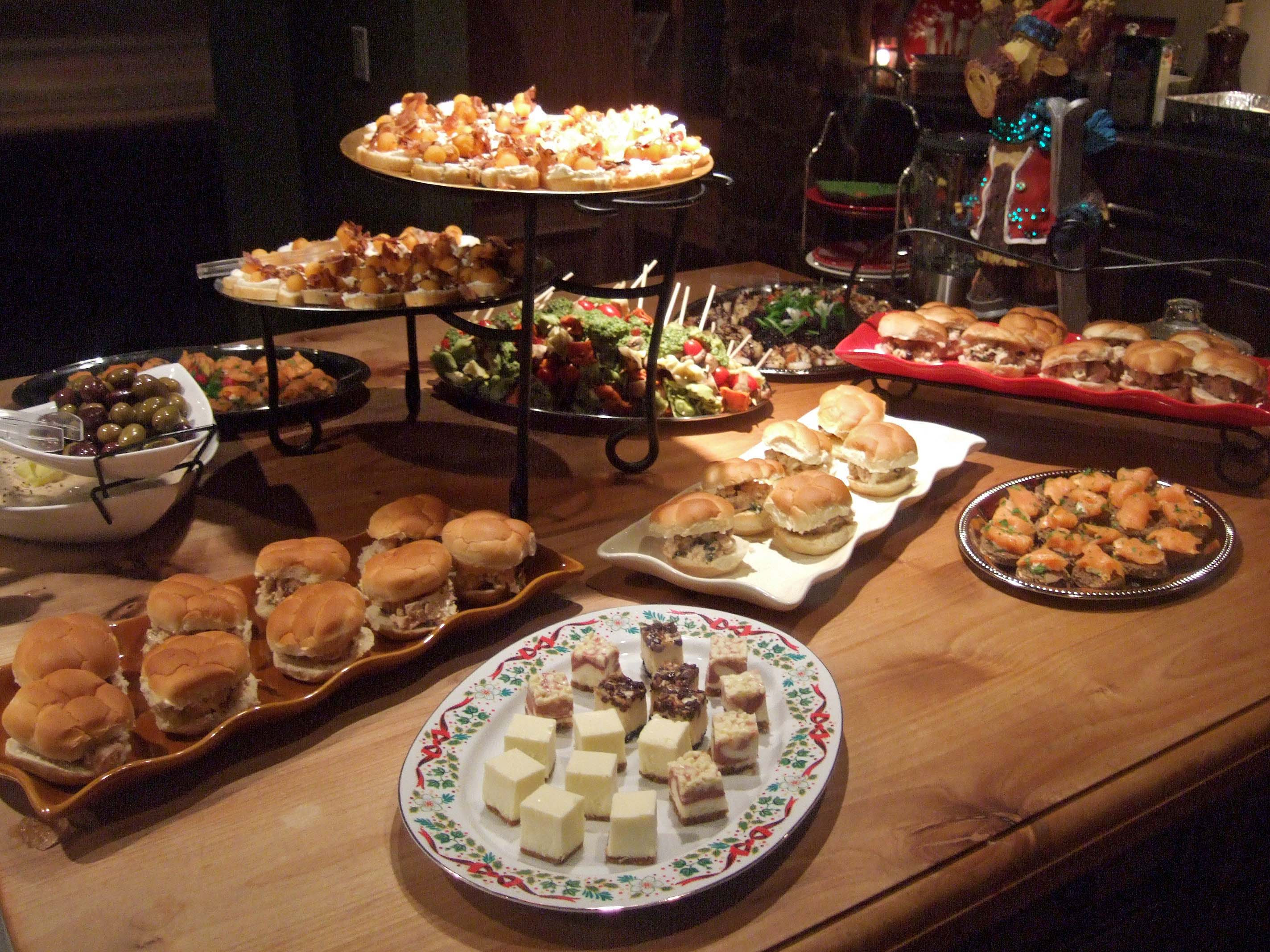 Christmas Dinner Party Menu Ideas  Personal Chef Sarah Penrod s Blog