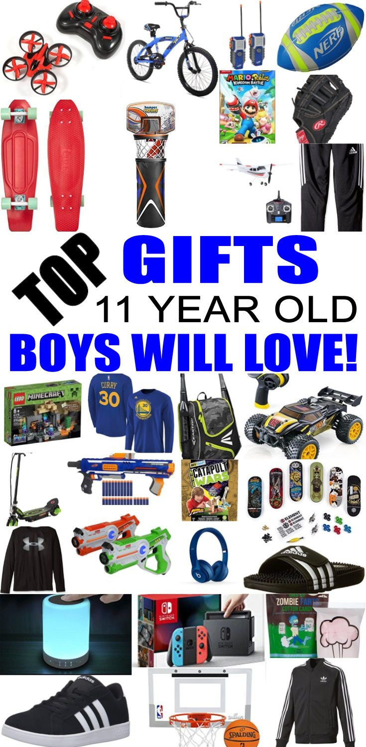 Christmas Gift Ideas For 11 Year Old Boy  Best Gifts For 11 Year Old Boys