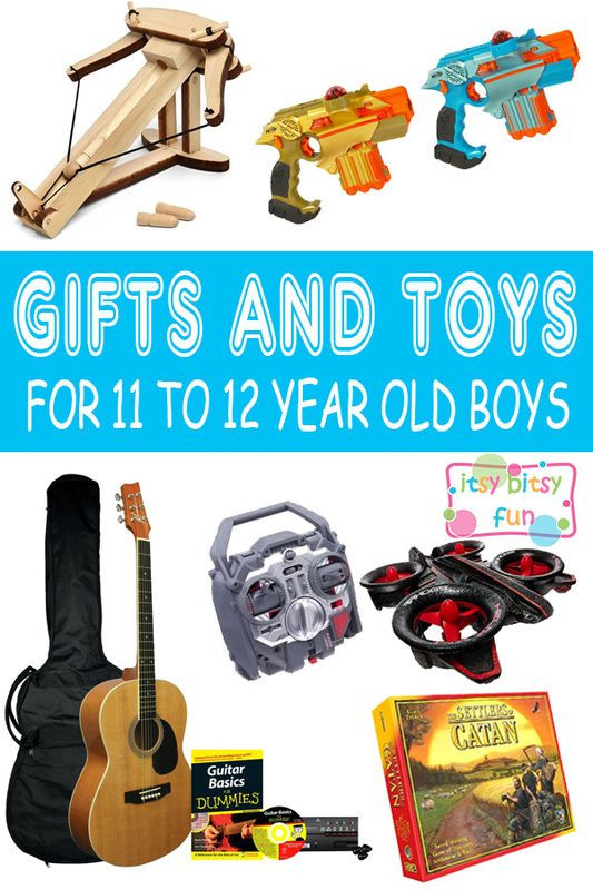 Christmas Gift Ideas For 11 Year Old Boy  Best Gifts for 11 Year Old Boys in 2017