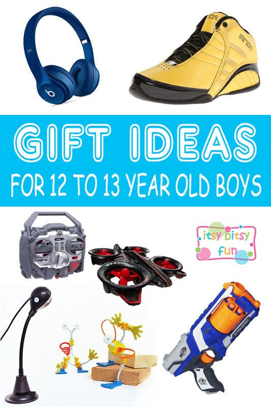 Christmas Gift Ideas For 11 Year Old Boy  Best Gifts for 12 Year Old Boys in 2017