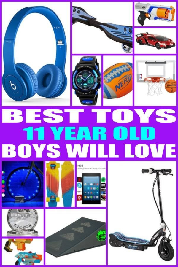 Christmas Gift Ideas For 11 Year Old Boy  Best Toys for 11 Year Old Boys Gift Guides