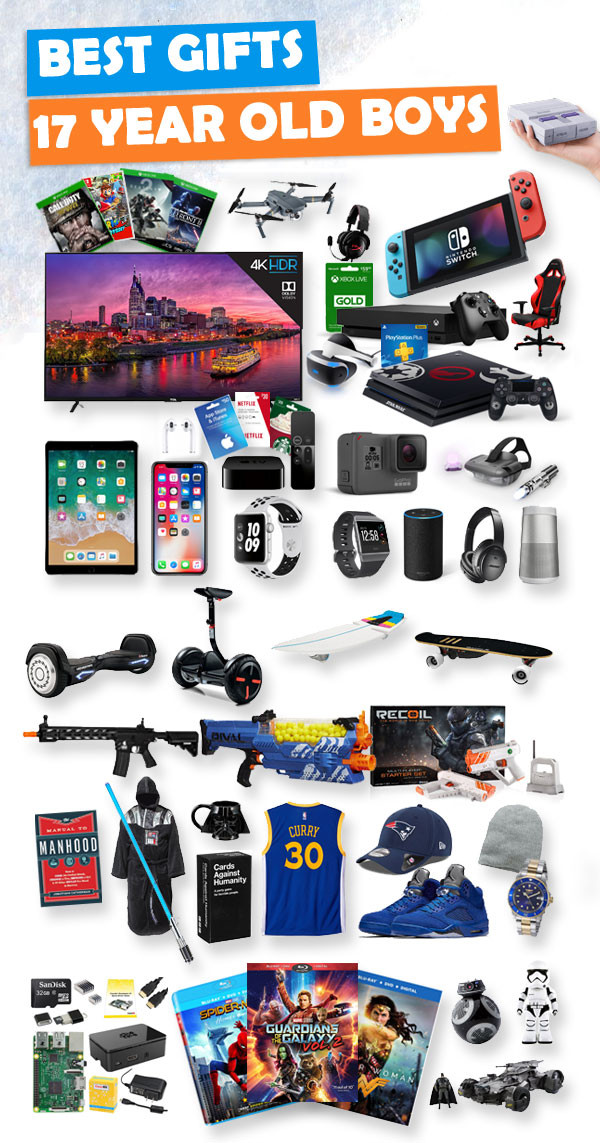 Christmas Gift Ideas For 11 Year Old Boy  Gifts For 17 Year Old Boys