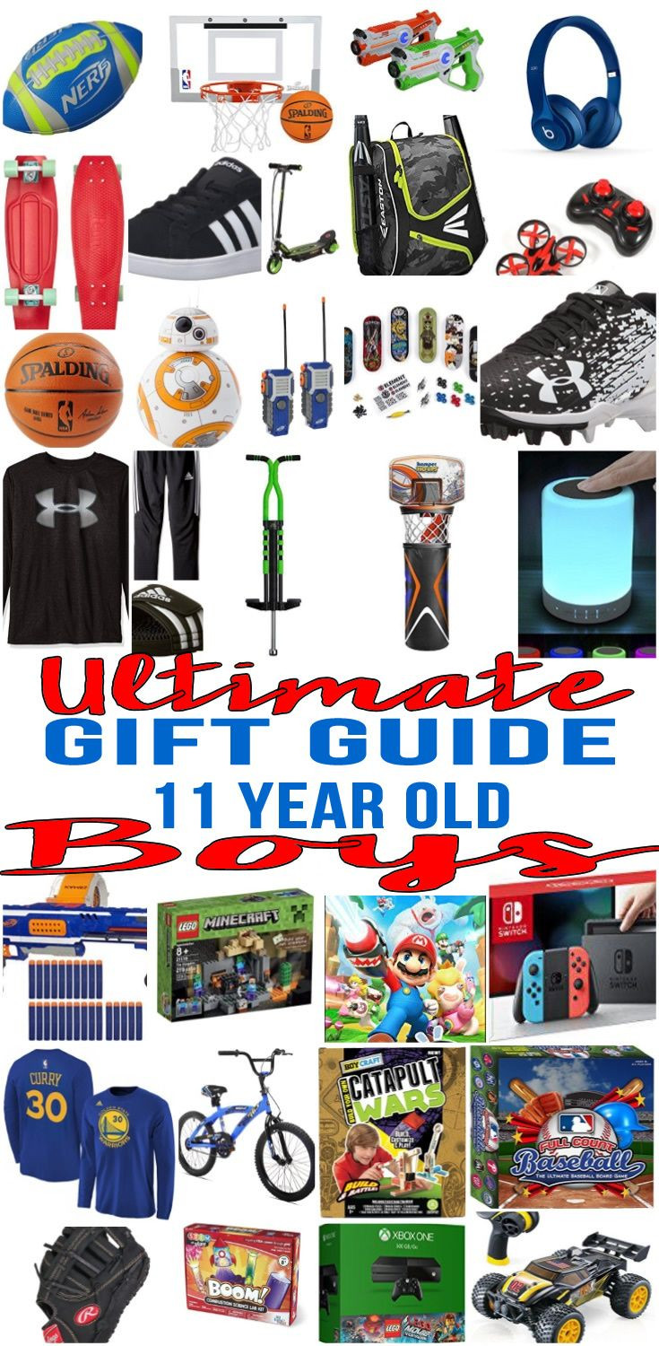 Christmas Gift Ideas For 11 Year Old Boy  Best Gifts For 11 Year Old Boys Gift Guides