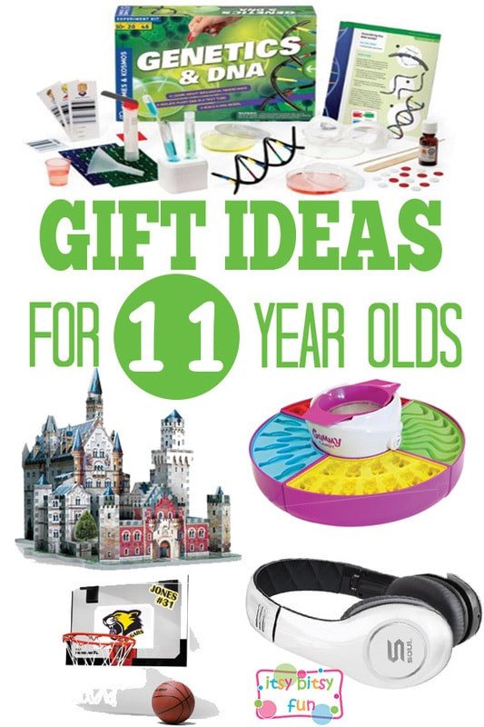 Christmas Gift Ideas For 11 Year Old Boy  Gifts for 11 Year Olds Itsy Bitsy Fun