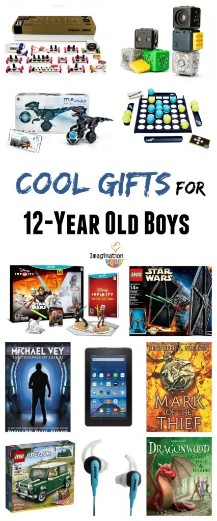 Christmas Gift Ideas For 11 Year Old Boy  Gifts for 12 Year Old Boys