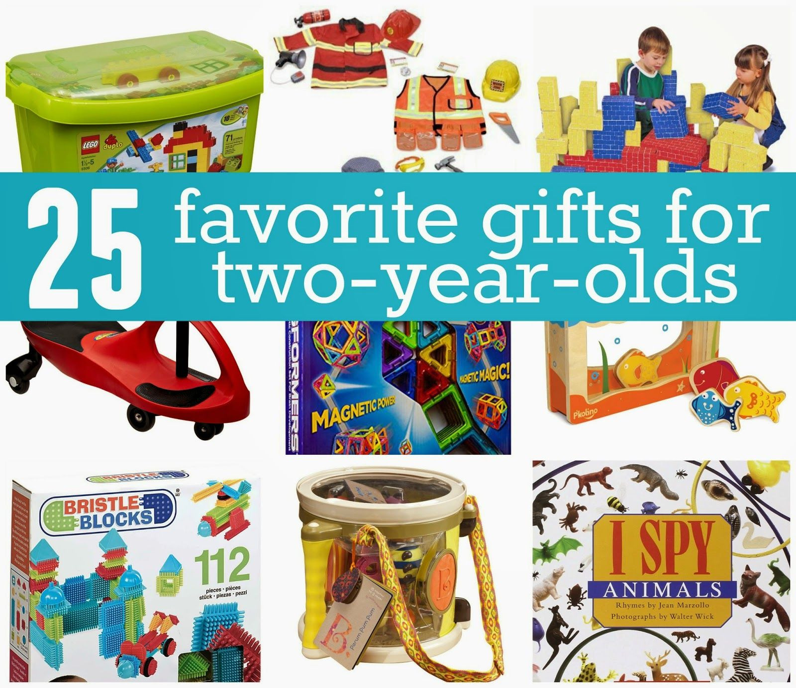 Christmas Gift Ideas For 2 Year Old Baby Girl  Favorite Gifts for 2 Year Olds