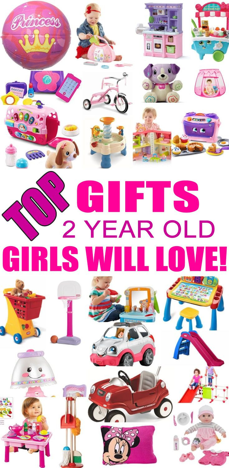 Christmas Gift Ideas For 2 Year Old Baby Girl  Best 25 Toys for girls ideas on Pinterest
