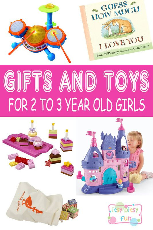Christmas Gift Ideas For 2 Year Old Baby Girl  Best Gifts for 2 Year Old Girls in 2017