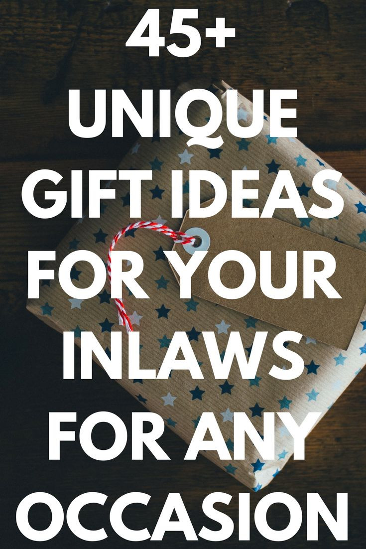 Christmas Gift Ideas For Father In Law  Best Gifts for Your Mother and or Father In Law 50 Unique