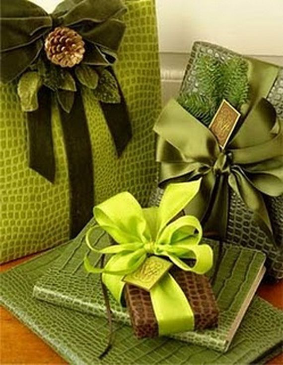 Christmas Gift Wrapping Ideas Elegant  Elegant Christmas Wrapping Ideas